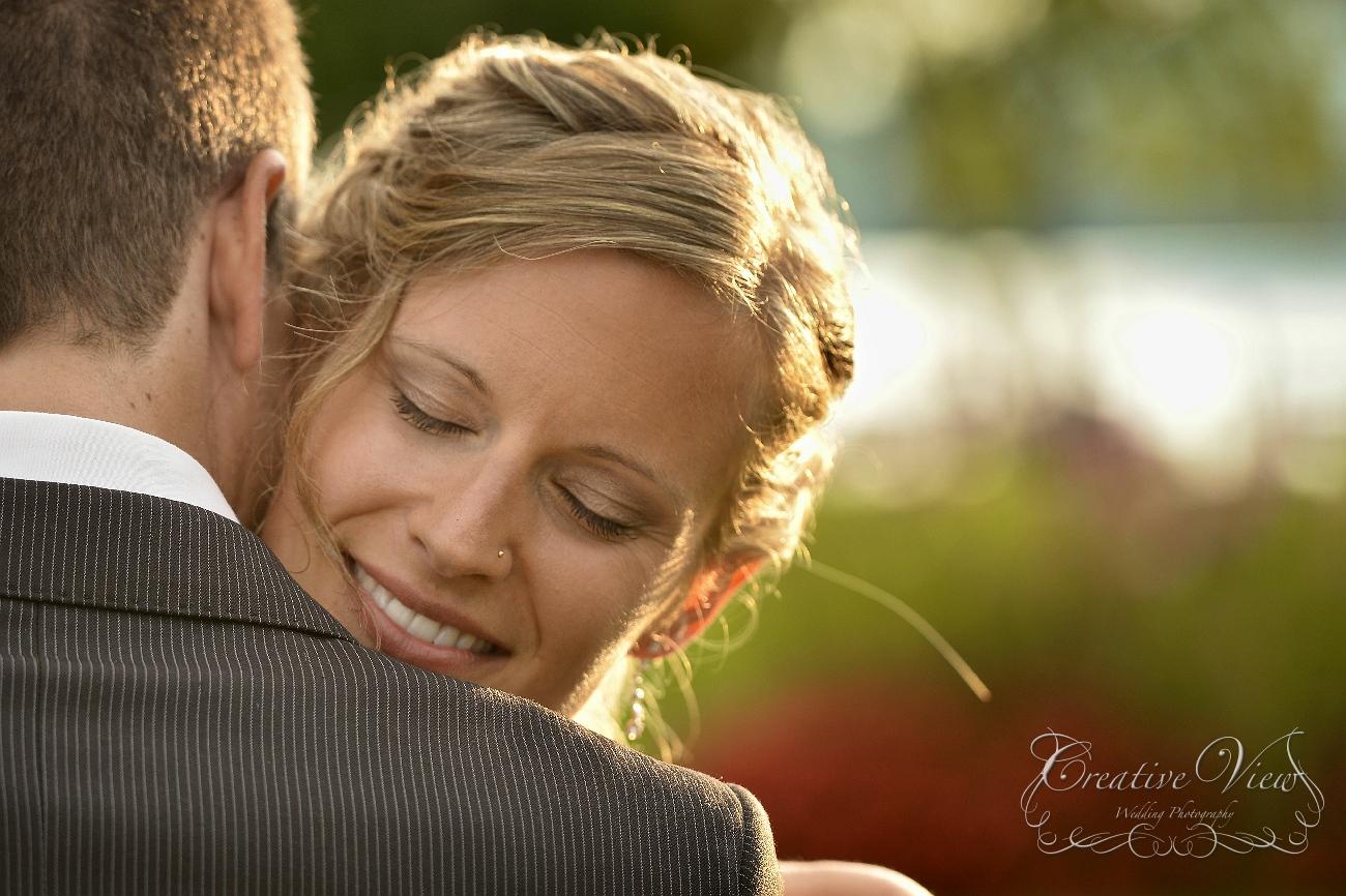 Photos de mariage – Suisse-Romande, lac de Bienne – Eglise de Ligerz