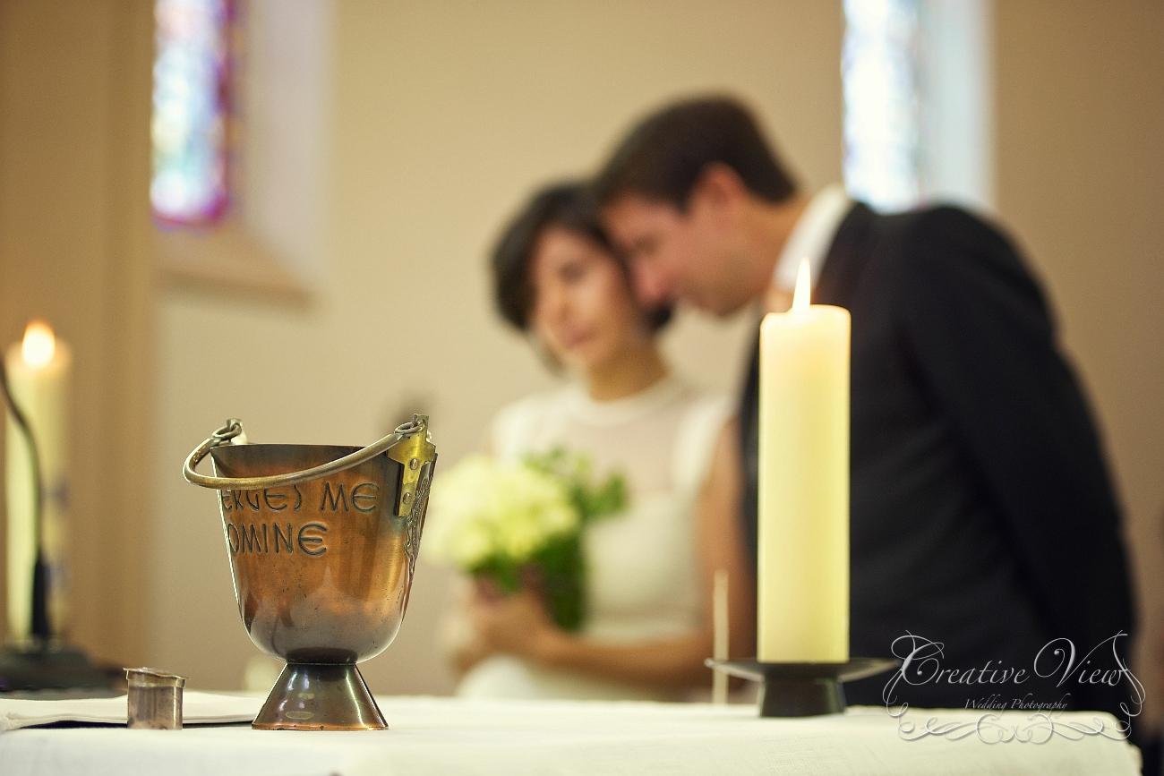 Photographe de mariage – Eglise Saint Robert Suisse-Romande
