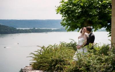Photographe de Mariage au bord du lac de bienne