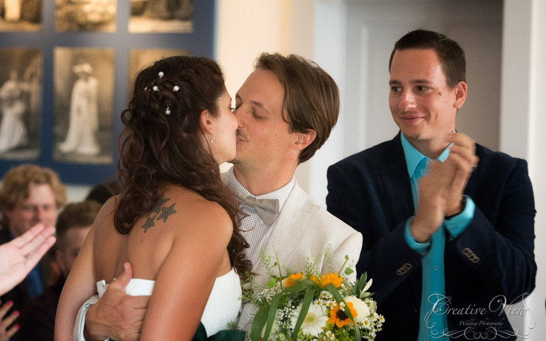 Reportage photo mariage à Nyon