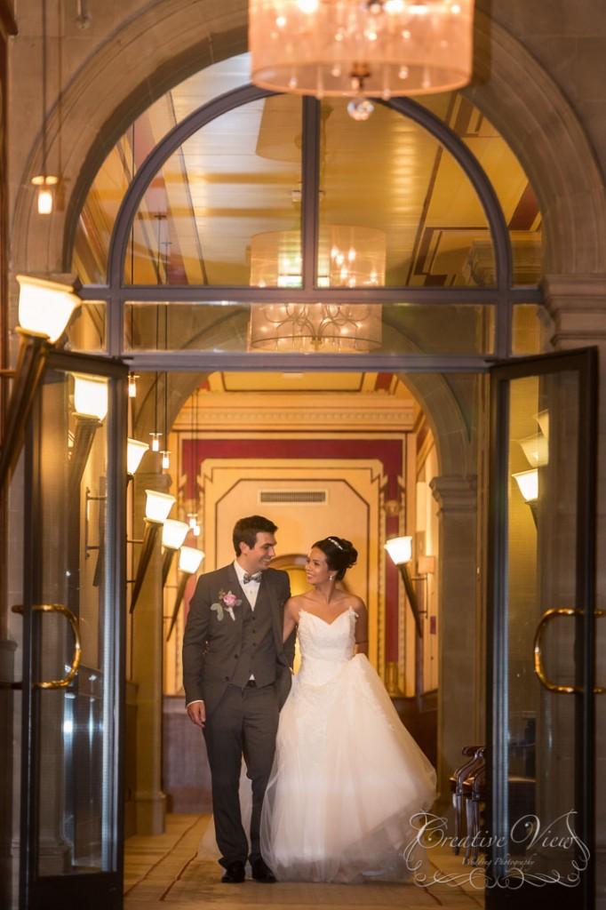 Photographe de mariage - Swissôtel Métropole Genève